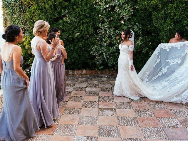 La boda de Paul y Carolina en Tarragona, Tarragona 16