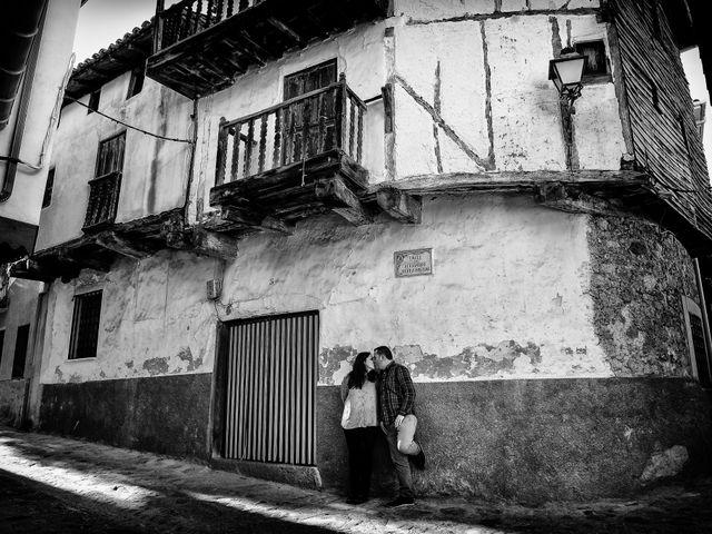 La boda de Alberto y Lorena en Plasencia, Cáceres 4