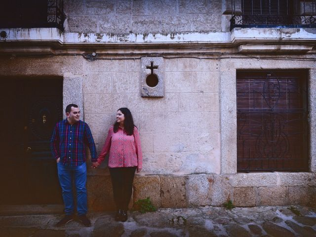 La boda de Alberto y Lorena en Plasencia, Cáceres 14