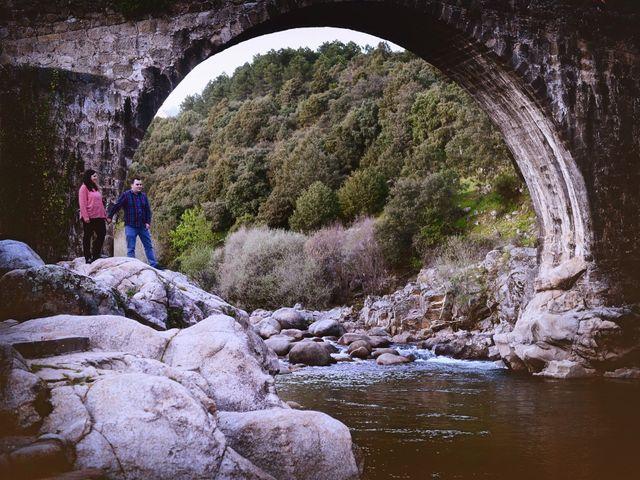 La boda de Alberto y Lorena en Plasencia, Cáceres 17