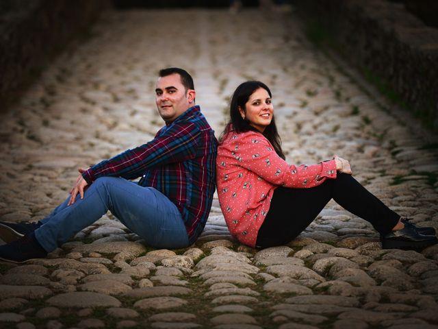 La boda de Alberto y Lorena en Plasencia, Cáceres 21
