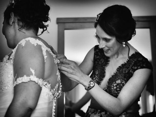 La boda de Alberto y Lorena en Plasencia, Cáceres 31