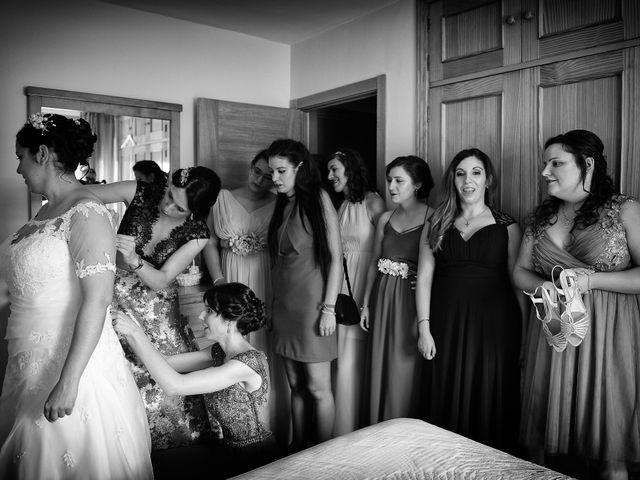 La boda de Alberto y Lorena en Plasencia, Cáceres 33