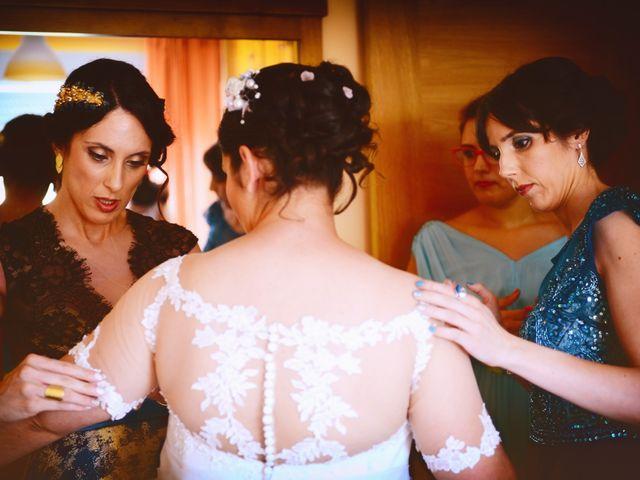 La boda de Alberto y Lorena en Plasencia, Cáceres 37