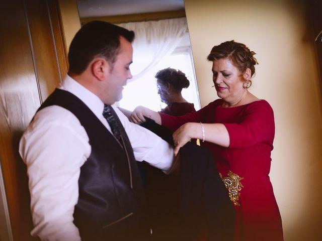 La boda de Alberto y Lorena en Plasencia, Cáceres 44