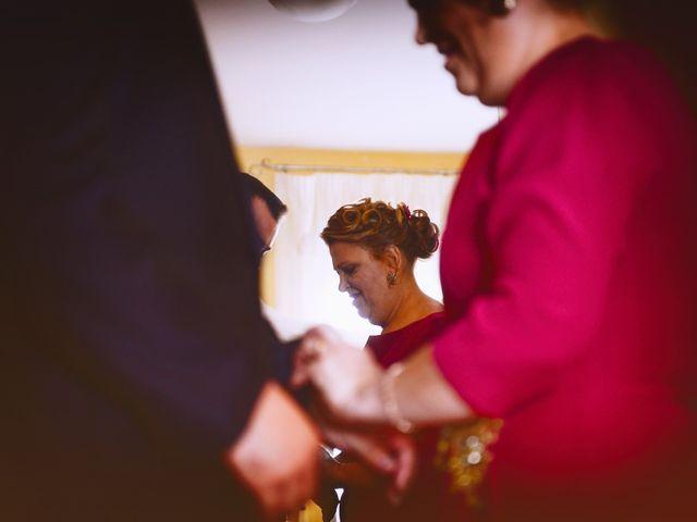 La boda de Alberto y Lorena en Plasencia, Cáceres 45