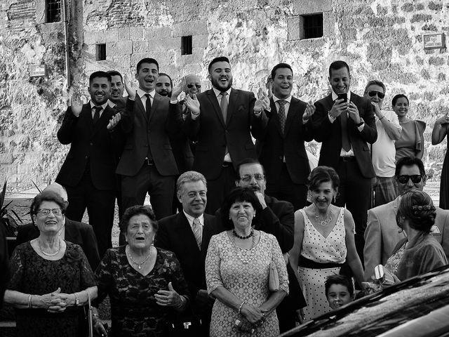 La boda de Alberto y Lorena en Plasencia, Cáceres 48