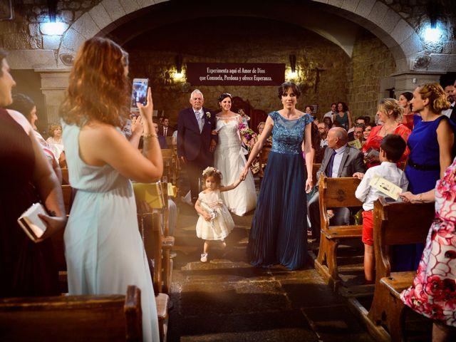 La boda de Alberto y Lorena en Plasencia, Cáceres 53