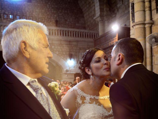La boda de Alberto y Lorena en Plasencia, Cáceres 54