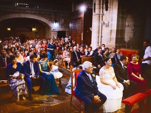 La boda de Alberto y Lorena en Plasencia, Cáceres 56