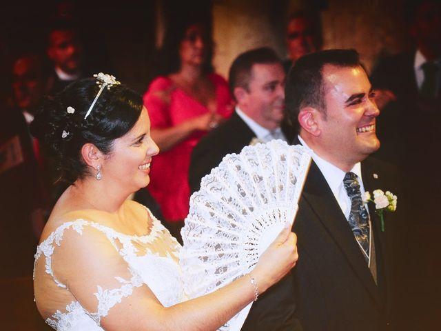 La boda de Alberto y Lorena en Plasencia, Cáceres 57