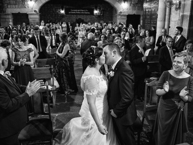 La boda de Alberto y Lorena en Plasencia, Cáceres 58