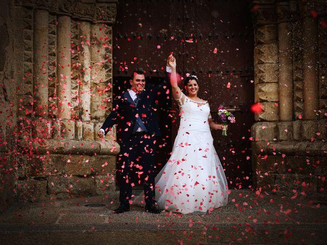 La boda de Alberto y Lorena en Plasencia, Cáceres 59