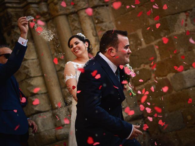 La boda de Alberto y Lorena en Plasencia, Cáceres 60