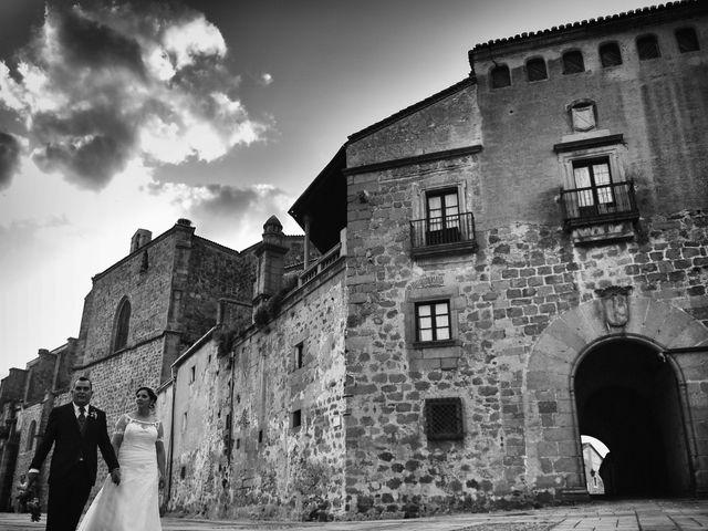 La boda de Alberto y Lorena en Plasencia, Cáceres 62