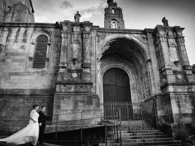 La boda de Alberto y Lorena en Plasencia, Cáceres 63