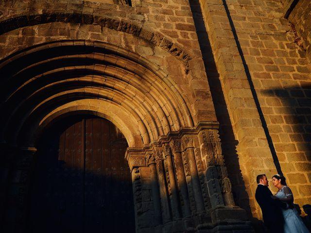 La boda de Alberto y Lorena en Plasencia, Cáceres 1