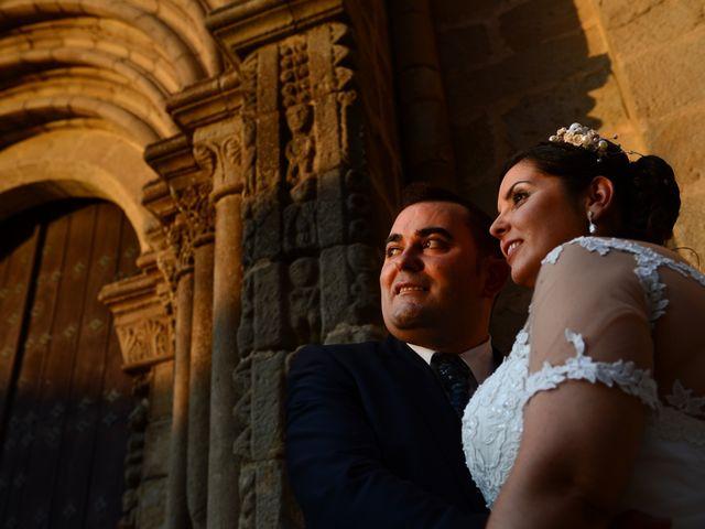 La boda de Alberto y Lorena en Plasencia, Cáceres 64