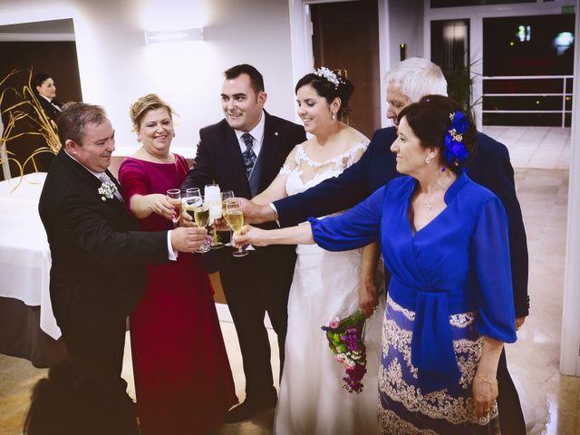La boda de Alberto y Lorena en Plasencia, Cáceres 74