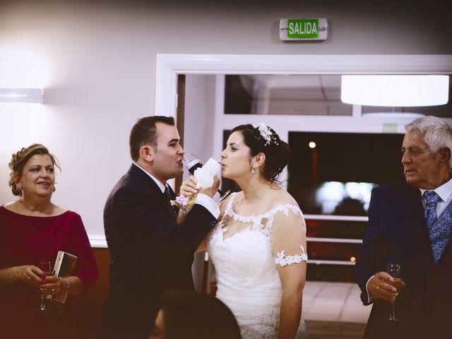 La boda de Alberto y Lorena en Plasencia, Cáceres 75