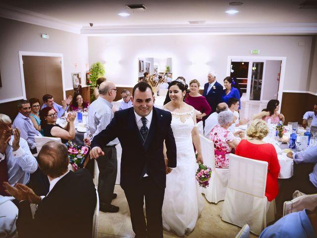 La boda de Alberto y Lorena en Plasencia, Cáceres 76