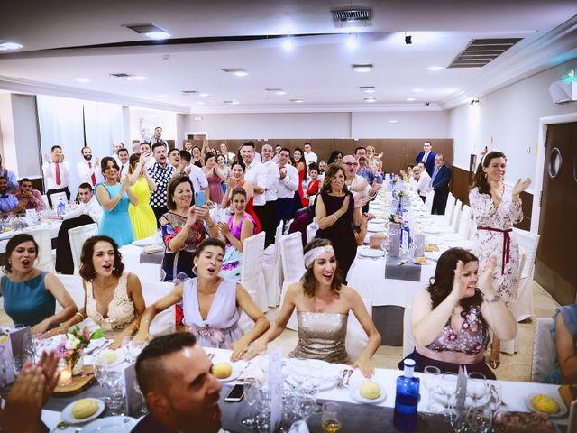 La boda de Alberto y Lorena en Plasencia, Cáceres 77