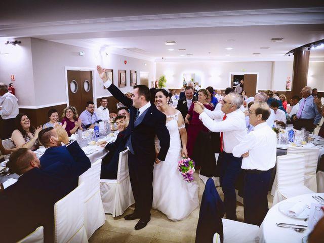 La boda de Alberto y Lorena en Plasencia, Cáceres 78