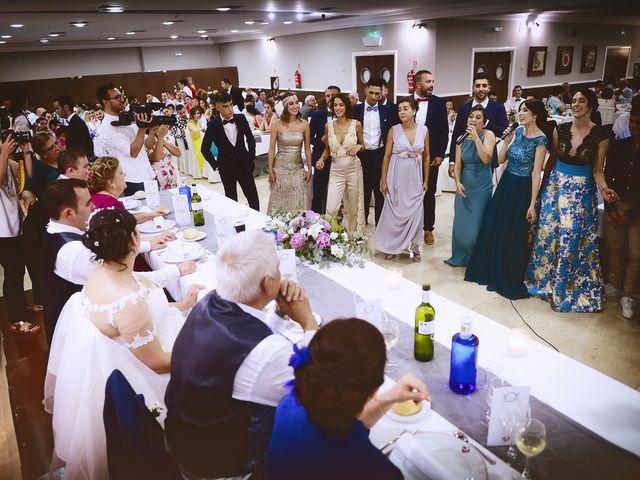 La boda de Alberto y Lorena en Plasencia, Cáceres 79
