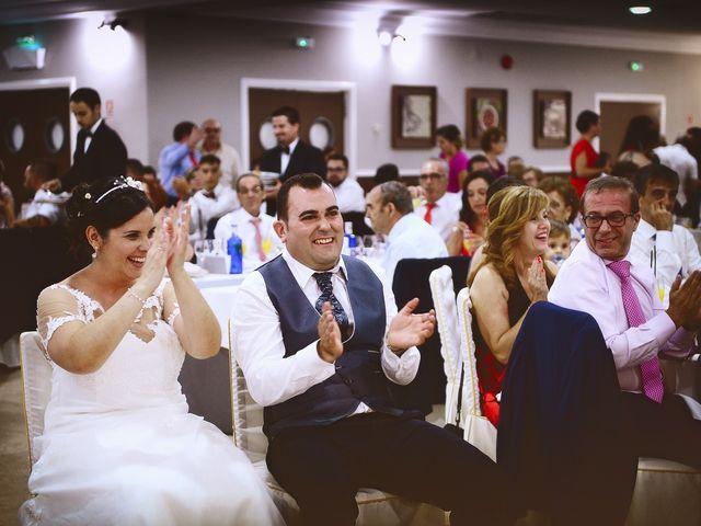 La boda de Alberto y Lorena en Plasencia, Cáceres 84
