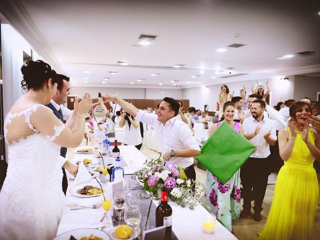 La boda de Alberto y Lorena en Plasencia, Cáceres 85