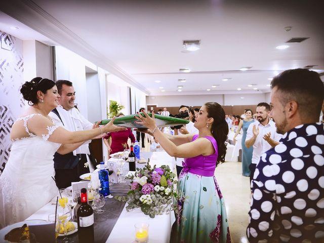 La boda de Alberto y Lorena en Plasencia, Cáceres 87