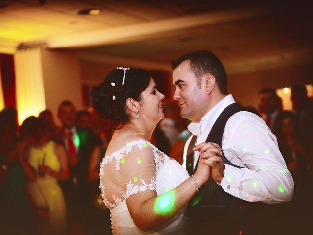 La boda de Alberto y Lorena en Plasencia, Cáceres 90