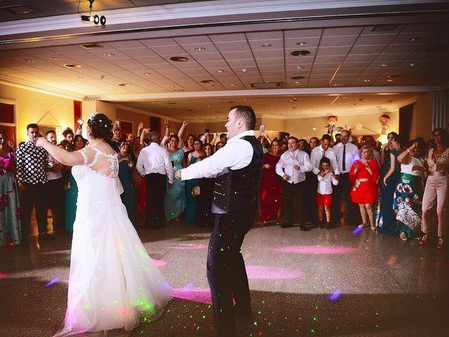 La boda de Alberto y Lorena en Plasencia, Cáceres 92