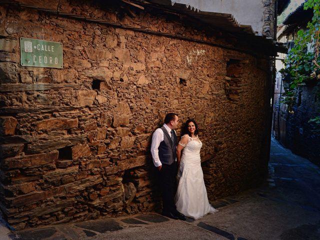 La boda de Alberto y Lorena en Plasencia, Cáceres 103