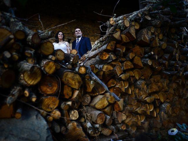 La boda de Alberto y Lorena en Plasencia, Cáceres 113