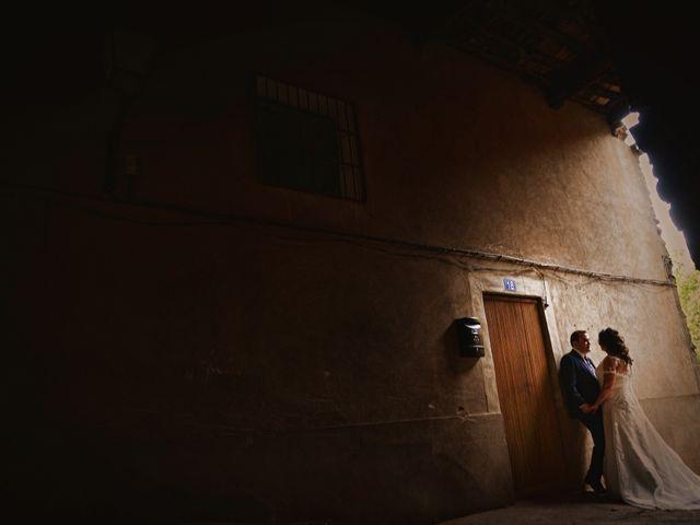 La boda de Alberto y Lorena en Plasencia, Cáceres 115