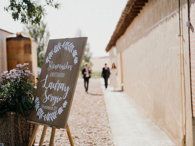 La boda de Laura y Sergio en Mucientes, Valladolid 9