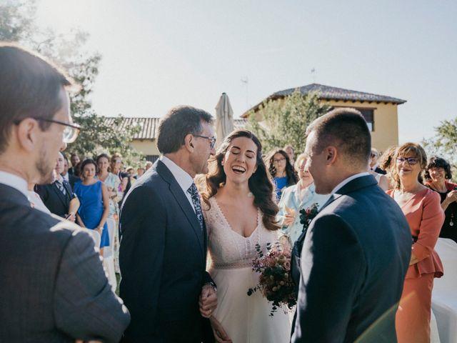 La boda de Laura y Sergio en Mucientes, Valladolid 10