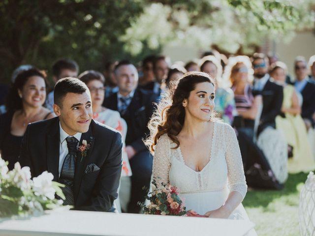 La boda de Laura y Sergio en Mucientes, Valladolid 14