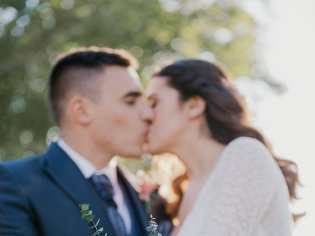 La boda de Laura y Sergio en Mucientes, Valladolid 19