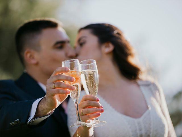 La boda de Laura y Sergio en Mucientes, Valladolid 22