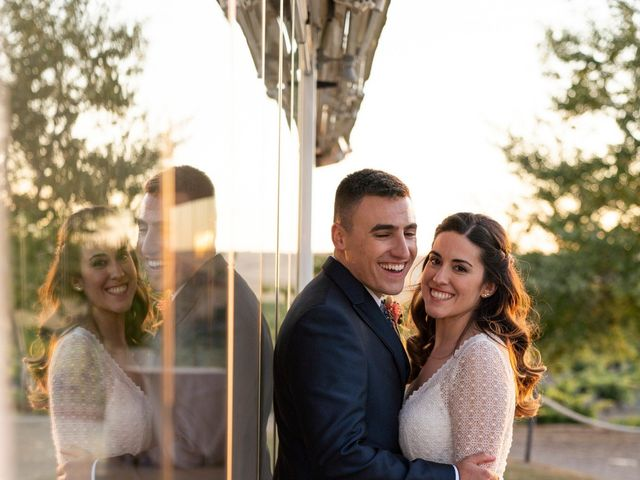 La boda de Laura y Sergio en Mucientes, Valladolid 23