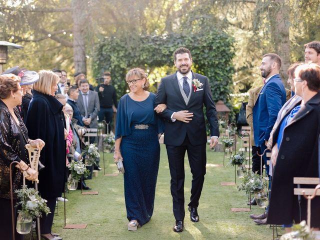 La boda de Natalia y Carles en Bigues, Barcelona 16