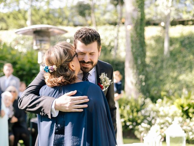 La boda de Natalia y Carles en Bigues, Barcelona 17