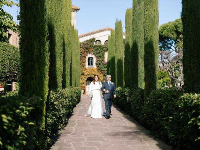 La boda de Natalia y Carles en Bigues, Barcelona 18