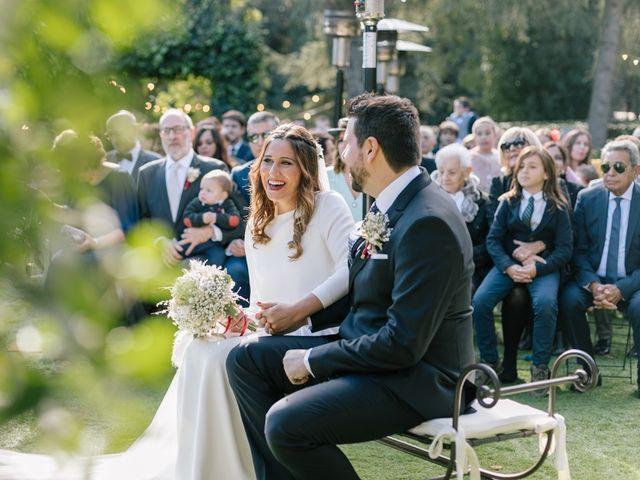 La boda de Natalia y Carles en Bigues, Barcelona 22
