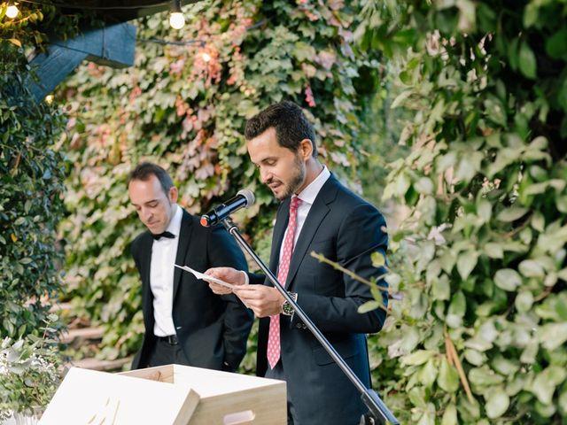 La boda de Natalia y Carles en Bigues, Barcelona 25