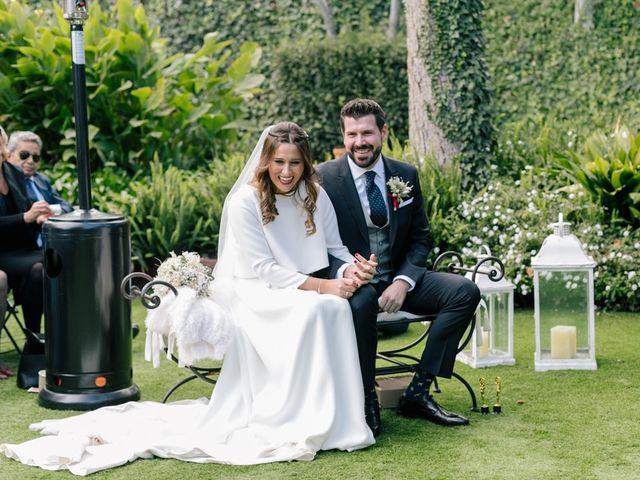 La boda de Natalia y Carles en Bigues, Barcelona 26