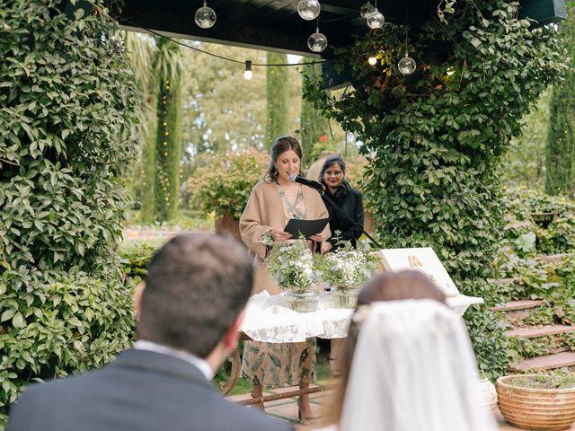 La boda de Natalia y Carles en Bigues, Barcelona 27