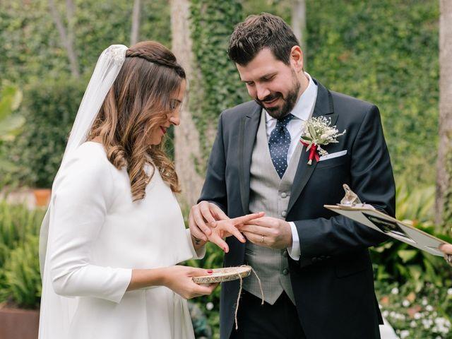 La boda de Natalia y Carles en Bigues, Barcelona 31